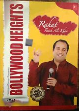 Bollywood Heights - RAHAT FATHE ALI KHAN - Official Bollywood Songs DVD ALL/0