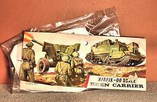1/76 AIRFIX BREN GUN CARRIER MODEL KIT # A9V