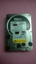 "Western Digital WD2003FYYS 2TB 7200RPM 3.5"" Internal SATA HD"