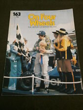 ON FOUR WHEELS #163 - THE HISTORY OF THE MOTOR RACING Pt 14