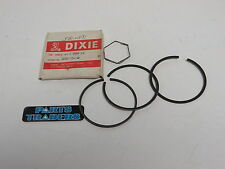 NOS Dixie Piston Rings XS650 Big Bore Kit 650 To 750 .25 Over Standard Yamaha