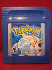 Pokemon Blue Version Nintendo Game Boy Color Cartridge only Excellent condition