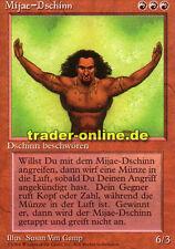 Mijae-Dschinn (Mijae Djinn) Magic limited black bordered german beta fbb foreign