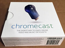Google Chromecast Digital HDMI Media Streamer  ✔✔BRAND NEW✔✔
