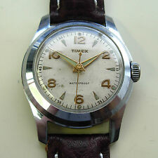 Vintage 1955 Timex - U.S. Time Men's Manual Wind Watch