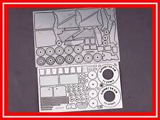 1/20 McLaren MP4 / 5 HONDA photo etch dettaglio impostato da hobby design ~ 0139 ~ FUJIMI