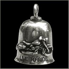 GREMLIN BIKER BELL LIVE TO RIDE for HARLEY DAVIDSON guardian spirit