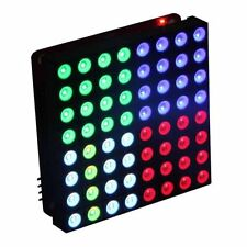 8×8 Hot Sale 5mm LED Matrix Triple Color RGB common Anode Display