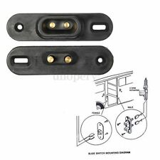 2x Sliding Door Contact Switch For Car Van Alarm Central Locking Systems VW FORD