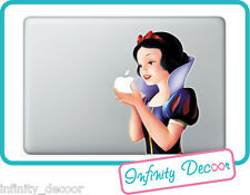 Adesivo Biancaneve  per Mac Book Pro/Air 15 - Stickers Snow White MacBook 15