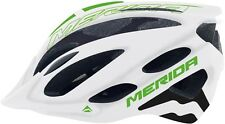 2015 Merida Reydar Carbon Mountain Bike XC Cycling Helmet - 53-59cm White *SALE*