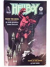 Dark Horse Comics HELLBOY WAKE THE DEVIL #4 (of 5) (Sept 1996/NM, 9.4 in Grade)
