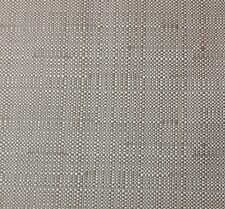 BALLARD BASKETWEAVE OATMEAL NEUTRAL 100 % ACRYLIC OUTDOOR FURNITURE FABRIC BTY