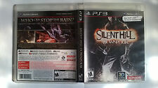 PS3 Silent Hill Downpour Sony PlayStation 3 Survival Horror Game FREE SHIPPING
