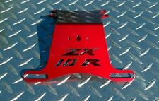 Kawasaki  ZX10R  '06-07 Fender Eliminator / Tail Tidy ZX10  Candy Red  2006 2007