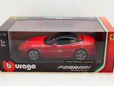 Lot 31205 | Burago Ferrari California t (Closed top) les-Cast 1:18 nouveau en OVP