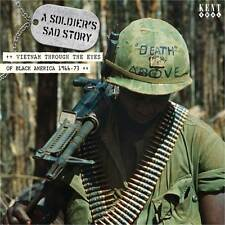 A SOLDIERS SAD STORY - VIETNAM SOUL - VARIOUS ARTISTS - CDKEN 226