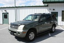"Mercury : Mountaineer 4dr 114"" WB"
