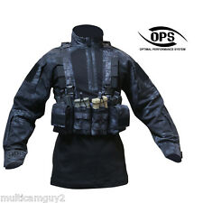 OPS / UR-TACTICAL EASY RIG (LIGHT-WEIGHT COMBAT RIG) KRYPTEK-TYPHON
