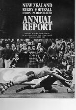 New Zealand 1982 Annual Report