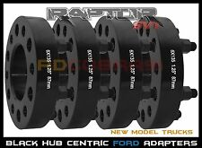 "4 Pc 2015-2017 Ford F150 Expedition Navigator 1.25"" Hub Centric Wheel Adapters"
