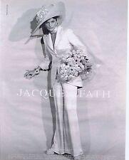 PUBLICITE ADVERTISING 045 1994 JACQUES FATH  haute couture