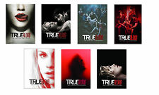 New Sealed True Blood - The Complete Seasons 1-7 DVD 1 2 3 4 5 6 7 (Series)