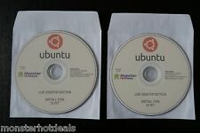 LATEST UBUNTU 15.04 LINUX PC LIVE DESKTOP 2015 OPERATING SYSTEM 32-BIT & 64-BIT