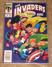 MARVEL #2 THE INVADERS PART 2 OF 4 MID HIGH GRADE FREE BAGGED & BOARD