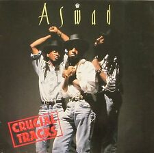 Aswad - Crucial Tracks incl. TOP-Hit: Don't Turn Around (Vinyl-LP Germany 1989)
