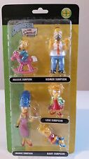 FIGURINES THE SIMPSONS - Evergreen Terrace SERIES 1 - NEUF JAMAIS OUVERT - 2007