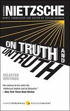 On Truth and Untruth : Selected Writings by Friedrich Nietzsche (2010, Paperback