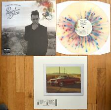 Panic at the Disco - To Weird to Live To Rare To Die Splatter Vinyl LP New fever