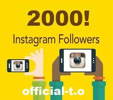 2K Instagram-Followers | Ultra Quality Fast Safe | SMMGURUS