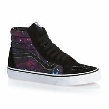 VANS SK8 Hi Reissue (Cosmic) Black/True White Men's Casual Skate Shoes SIZE 10