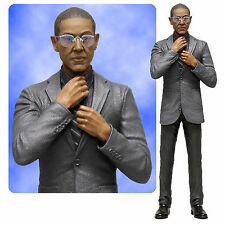 "Breaking Bad Gus Fring In Suit 6"" Action Figure Mezco Toys Removable glasses NEW"
