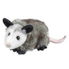 New Opossum Possum 8 Inch Toy Plush Stuffed Animal Gift by Wildlife Artists