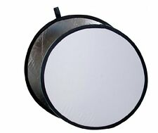"2 in 1 24""  Collapsible Light Photography Reflector for 60OEX 580EX II 580EX"