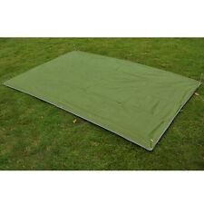 SALE Waterproof Beach Tarp Pad Sun Shelter 210T Oxford Camping Hiking Cushion