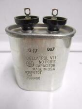 General Electric 26F6707 High Voltage Capacitor 0.5uF 2500V