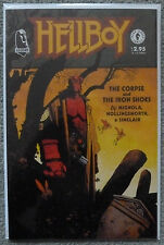 "HELLBOY ""THE CORPSE & THE IRON SHOES"" ONE SHOT..MIKE MIGNOLA..DARK HORSE..VFN..1"