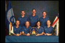 323018 SHUTTLE Crew A4 FOTO STAMPA