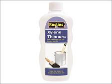 Xylene Thinner 300ml Thinners & Brush Cleaners
