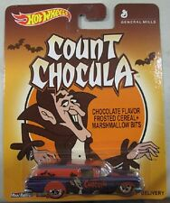 HOT WHEELS FROM GENERAL MILLS  COUNT CHOCULA   59  CHEVY DELIVERY