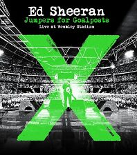 ED SHEERAN - JUMPERS FOR GOALPOSTS (LIVE AT WEMBLEY STADIUM)  BLU-RAY NEU