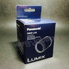 LUMIX DMW-LA8 Lens Adapter for Panasonic DMC-FZ70 w/ DMW-LT55 DMW-LC55 Original