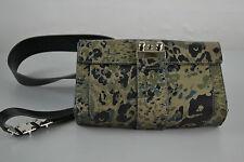 DIESEL MOOD LINE- 3P BLACK GOLD  Clutch Handtasche Beuteltasche Damen Tasche new