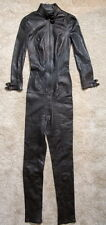 GAITO by APHERO Overall Ledercatsuit Leather Jumpsuit Catsuit Gr.34 Leder