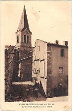 42 - cpa - ESTIVAREILLES - Le prieuré