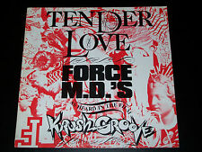 "Force M.D.'s - Tender Love - 12"" MAXI [EX]"